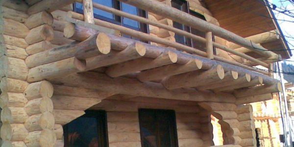 Case lemn rotund necalibrat 1